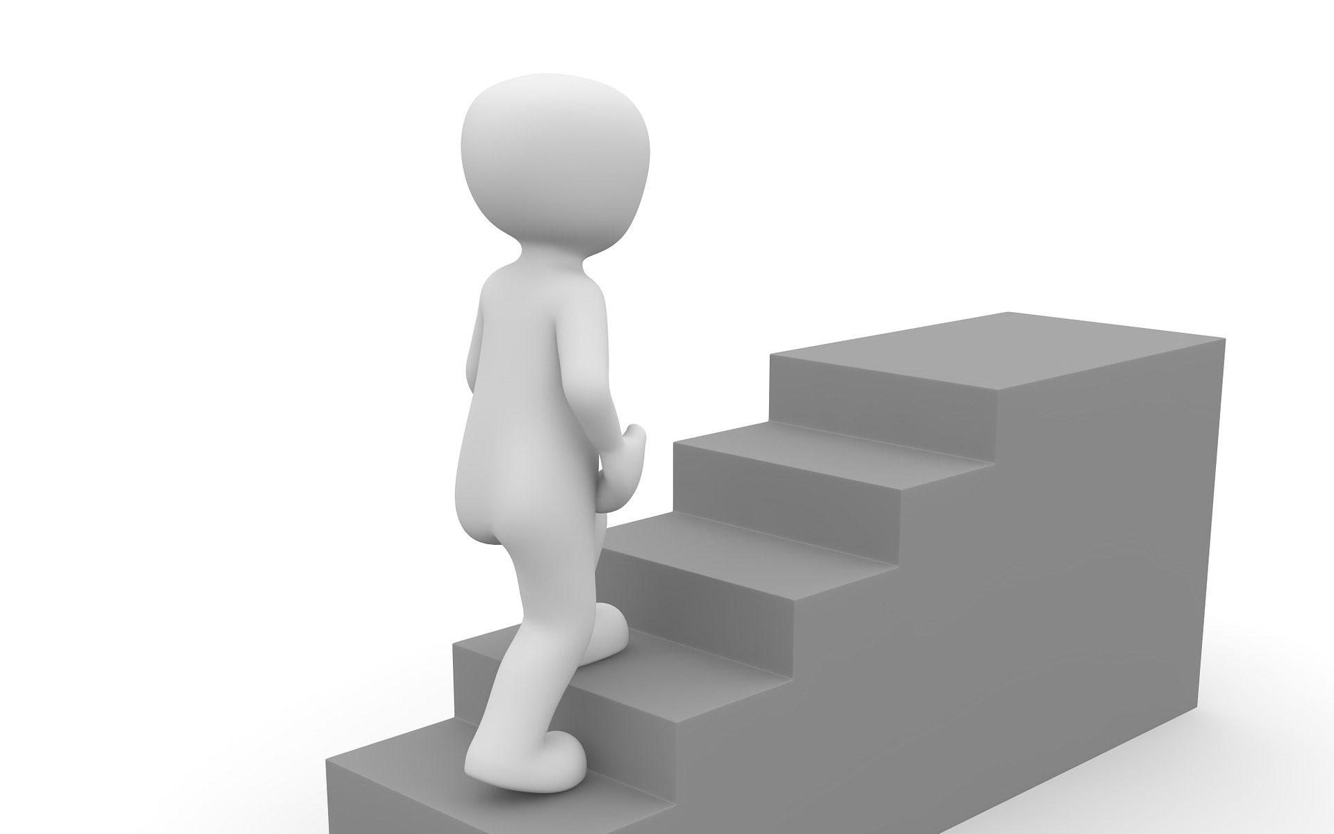 Die System Bucher Treppe